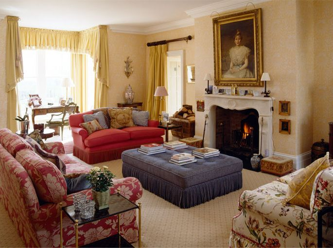 English Country House Interiors