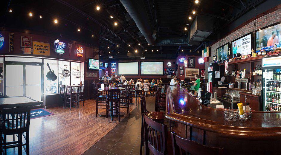The Fieldhouse Bar & Grill in Campustown near Bradley