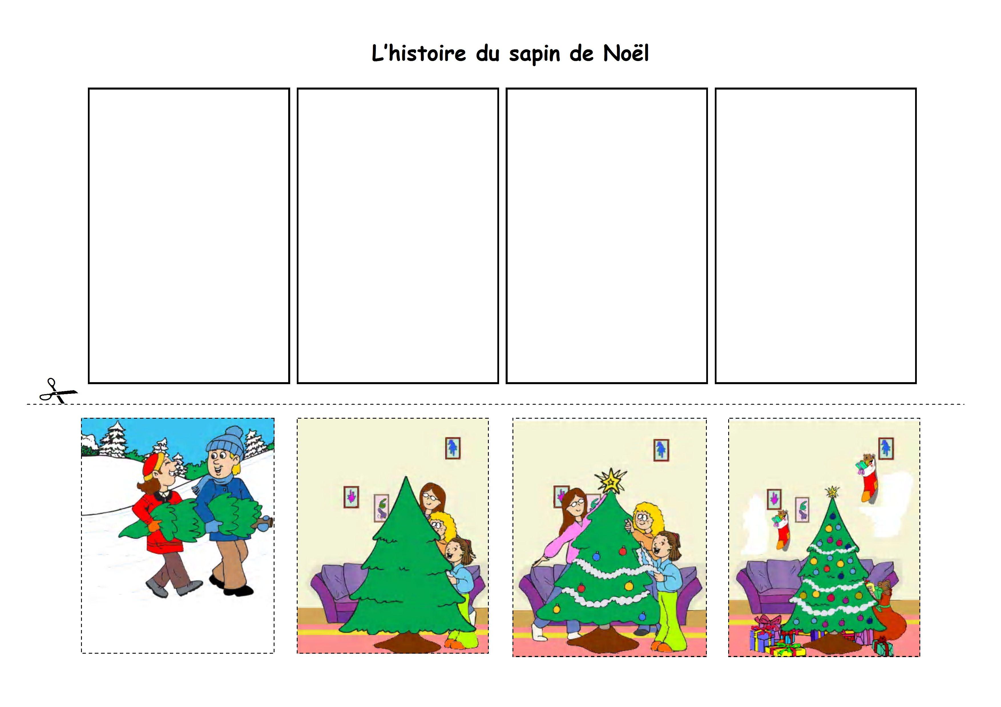 Histoire Sequentielle Noel