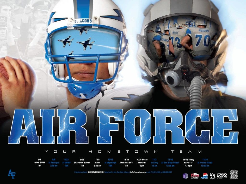Air Force Falcons Football Wallpaper and Cover Photos