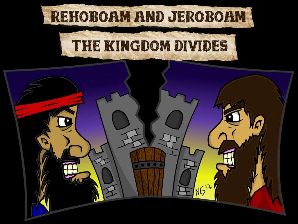 Rehoboam Amp Jeroboam
