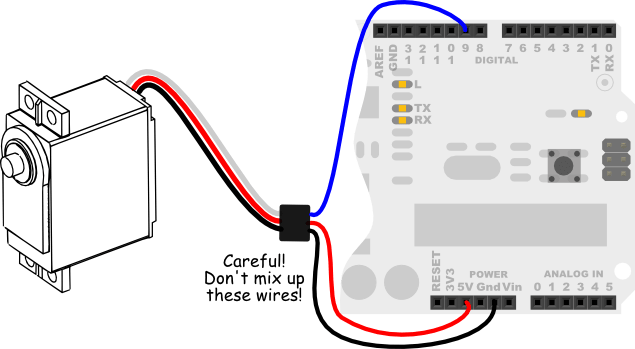 Continuous servo motor arduino code newmotorspot continuous rotation servo wiring diagram for arduino uno hey asfbconference2016 Choice Image