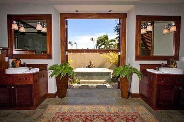 20 Tropical Home Decorating