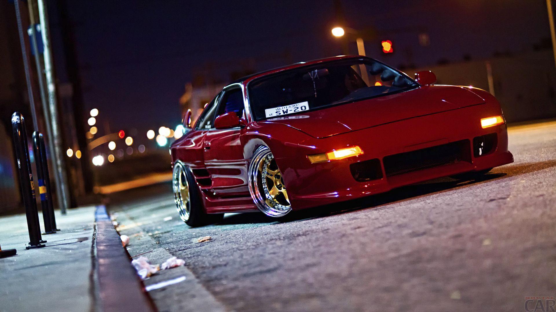 Toyota MR2 Turbo (SW20) Fast Cars Pinterest More