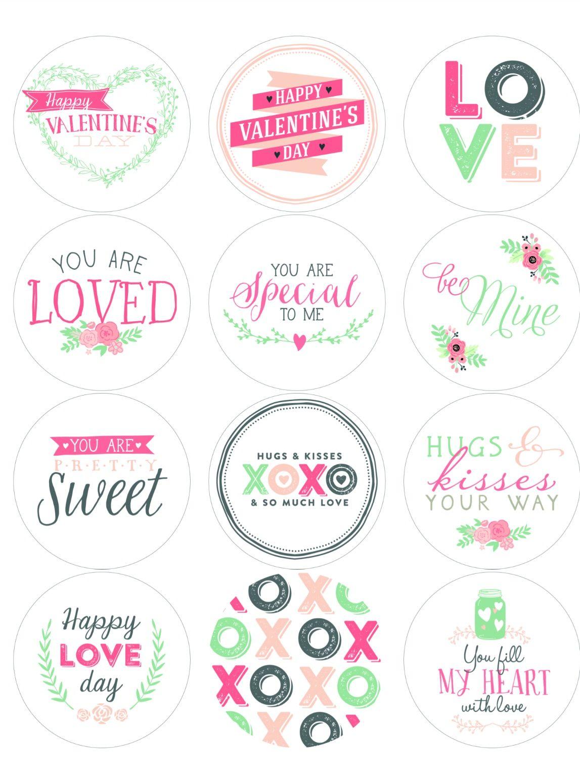 Free Valentine Day Labels Bloglabel Valentine Labels By Falala Designs