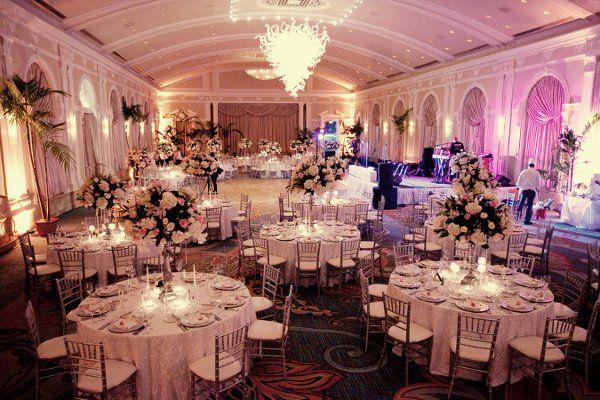 Wedding Indoor Reception On Pinterest