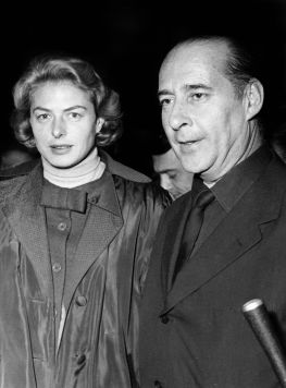 Image result for roberto rossellini and ingrid bergman