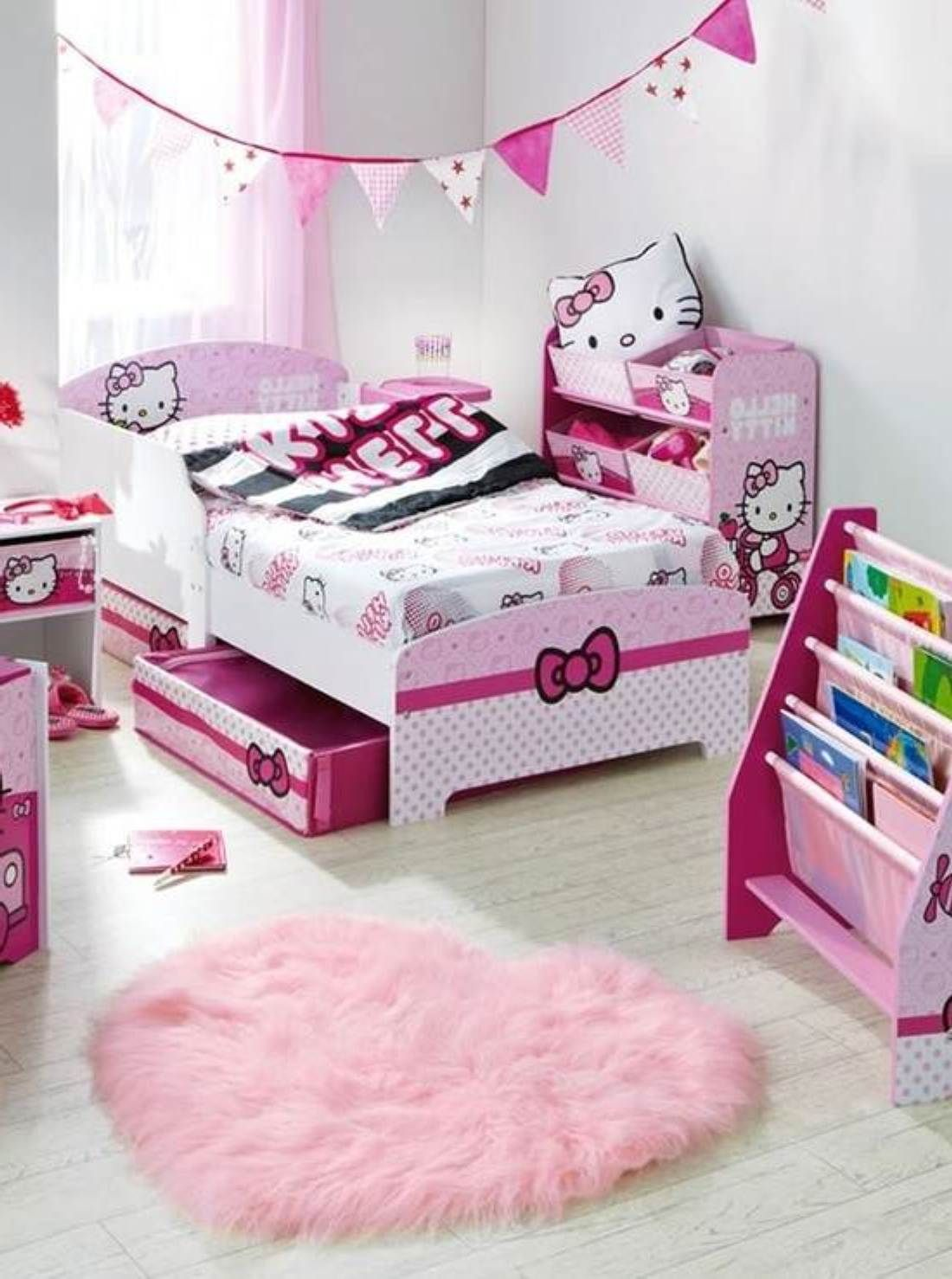 Awesome Hello Kitty Bedrooms
