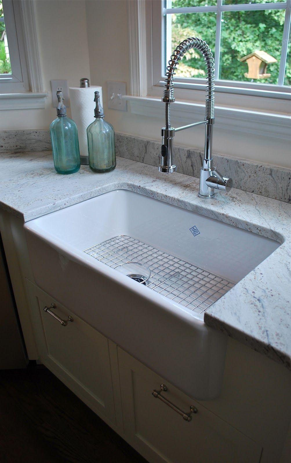 """""""Thunder White"""" granite Premier Granite Surfaces of"""