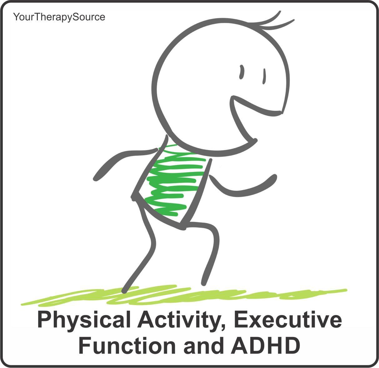 Physical Activity Executive Adhd