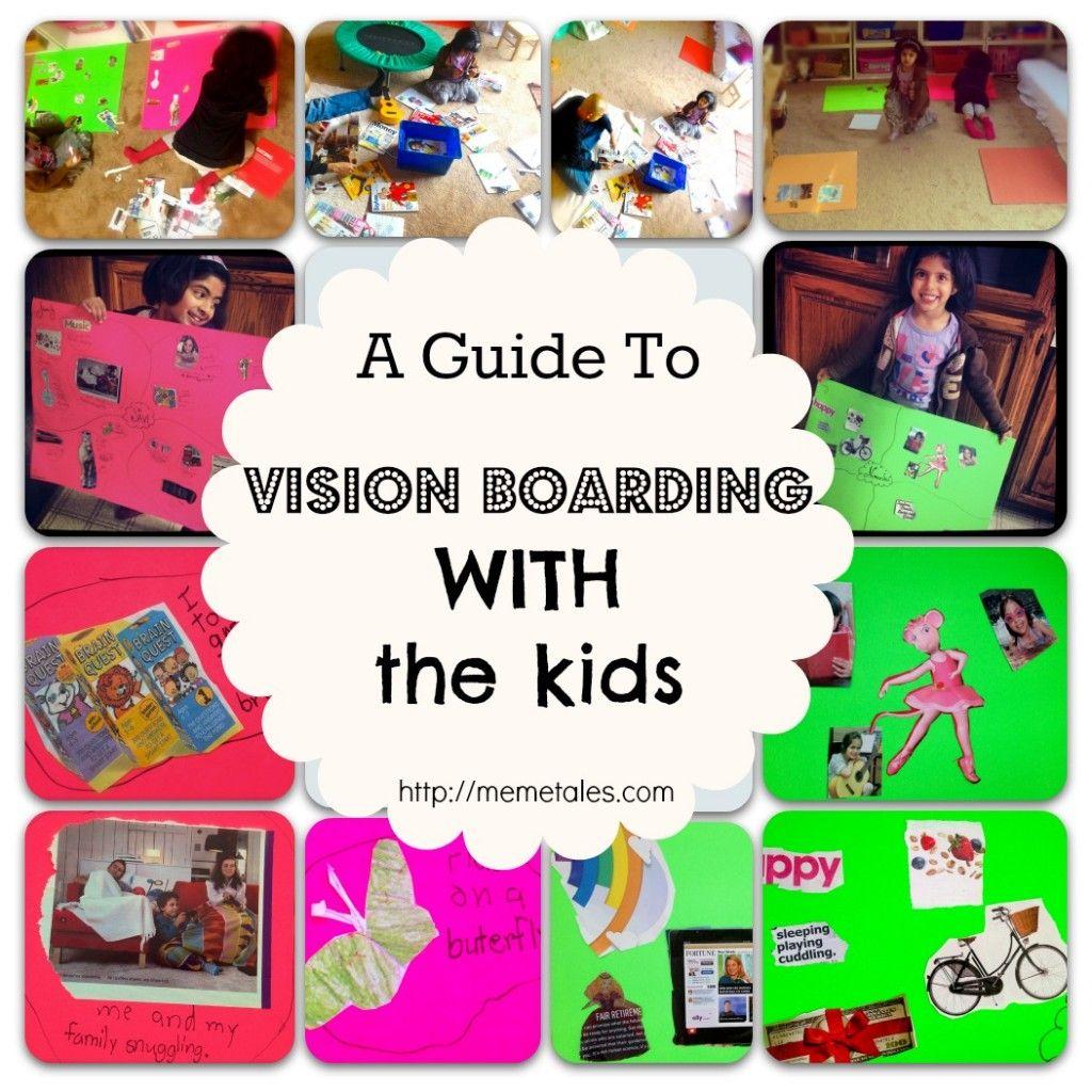 Vision Board Samples