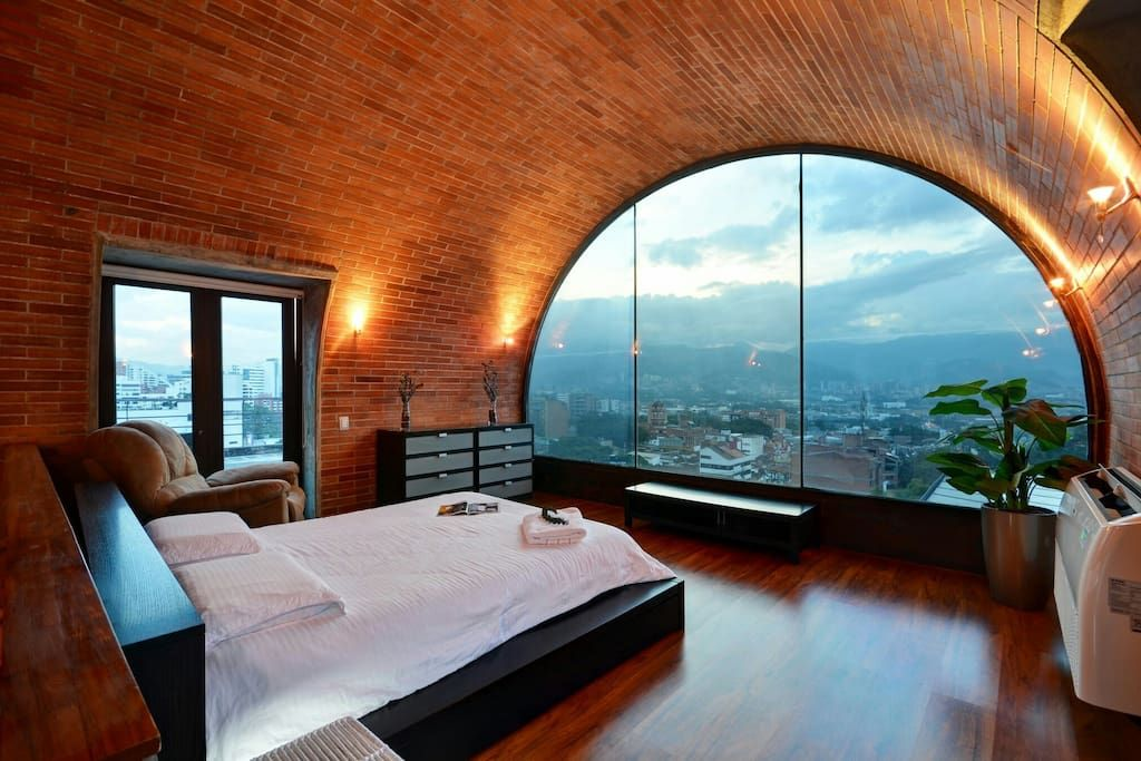 Airbnb Apartment in Medellín, Colombia. 361 USD per night
