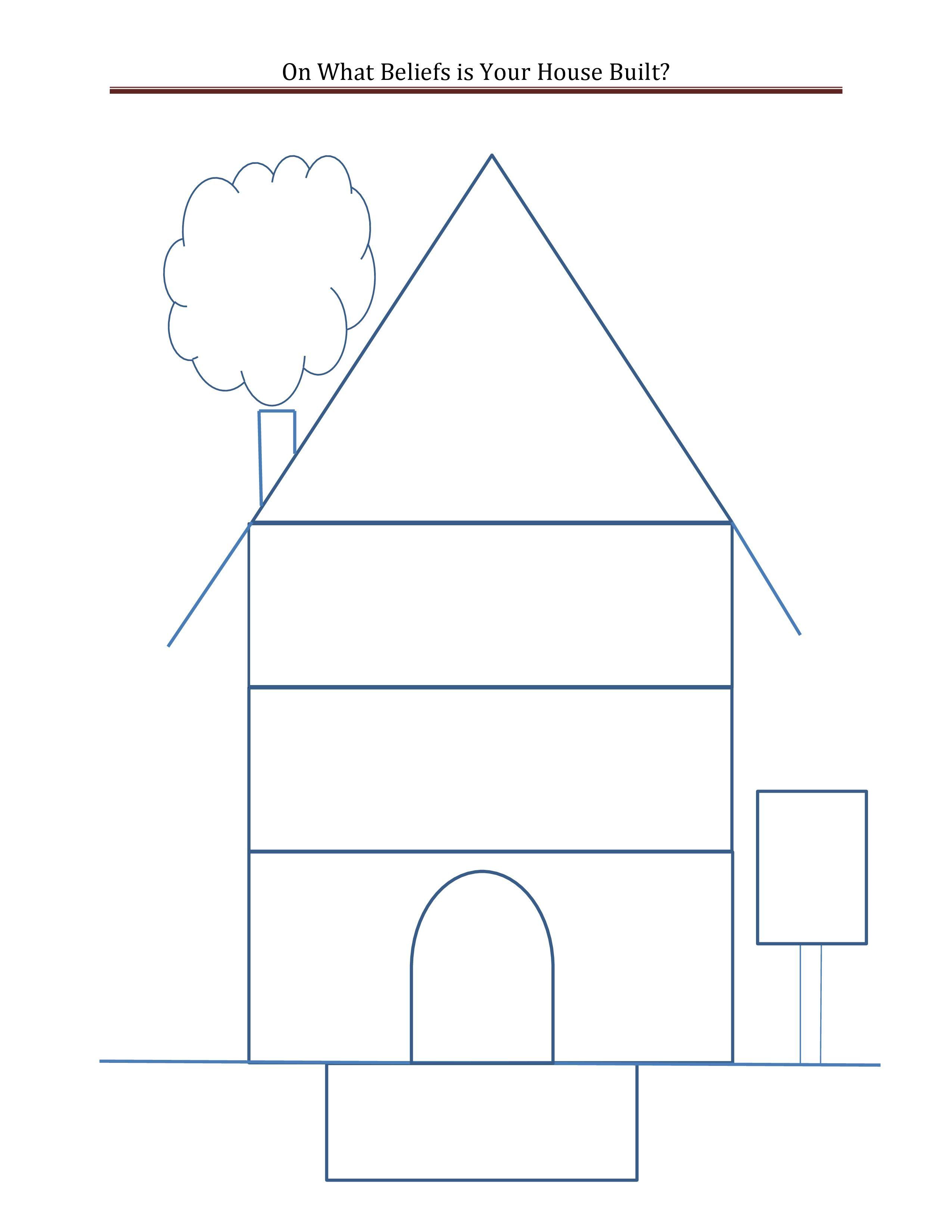 Dbt House Blank