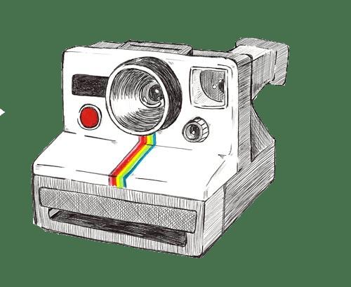 Polaroid Camera Sass Gems Pinterest Polaroid camera