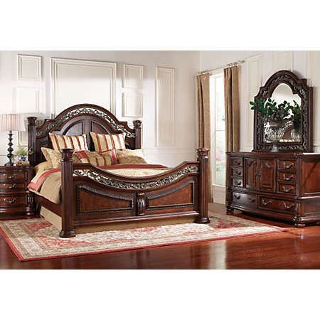 san marino collection | master bedroom | bedrooms | art van