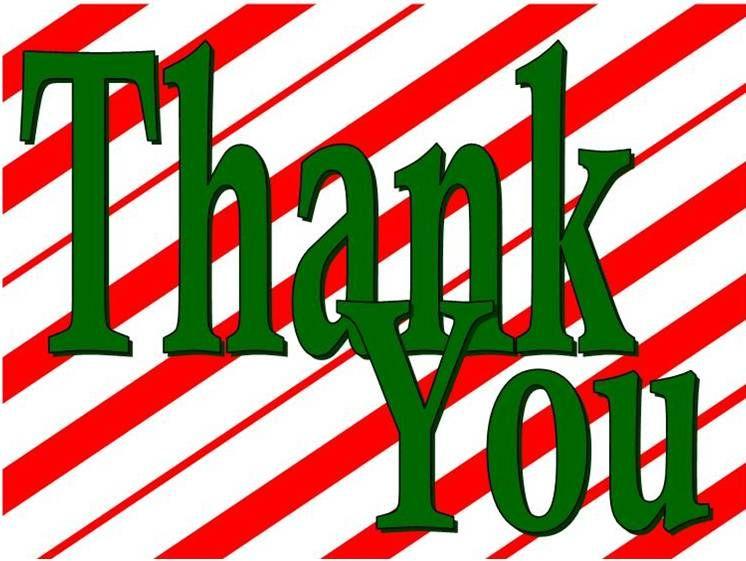 Christmas thank you clip art clip art christmas 1