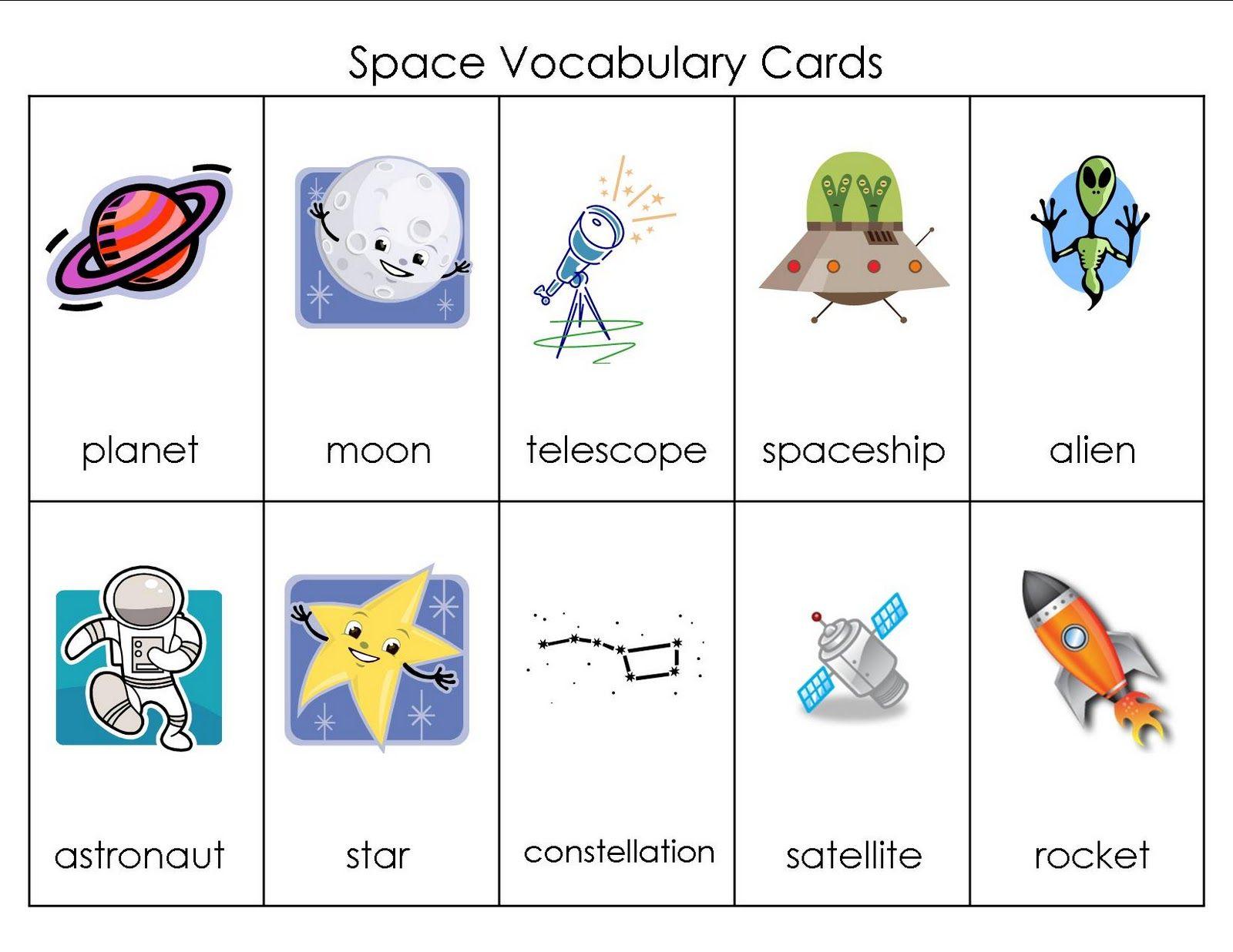 Mrs Shelton S Kindergarten Preparing For Space Week