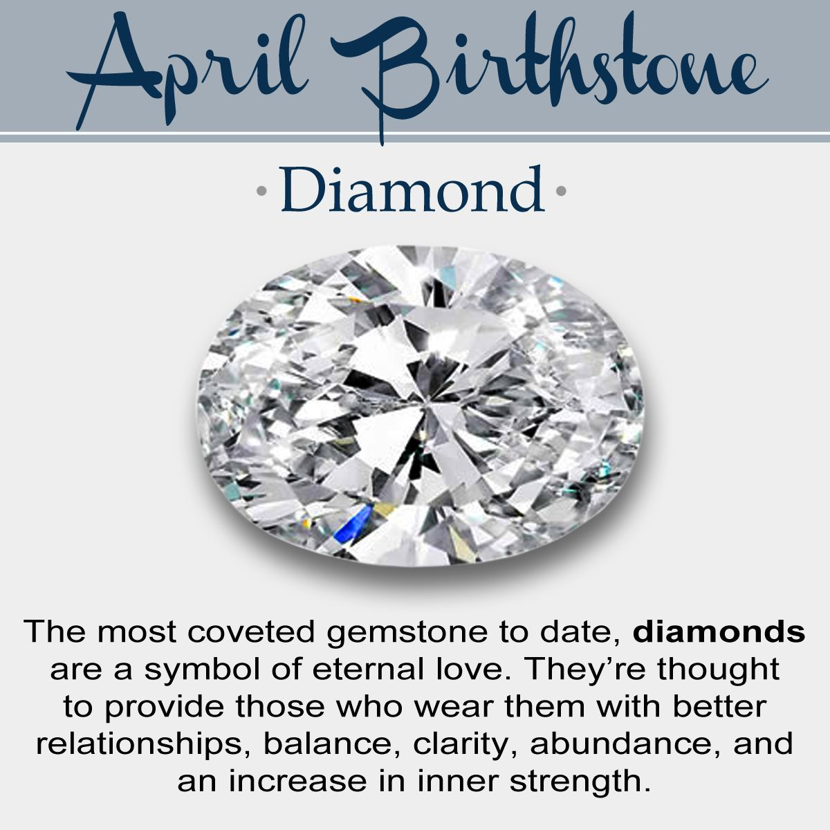 April Birthstone // History, Meaning, & Lore Gemstones