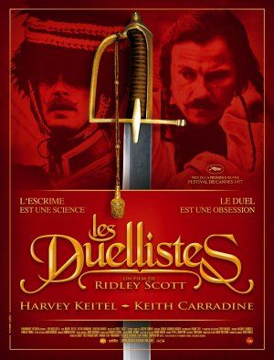 Image result for the duellists poster