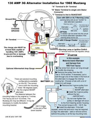 1976 Ford Alternator Wiring Diagram  Wiring Diagram Blog