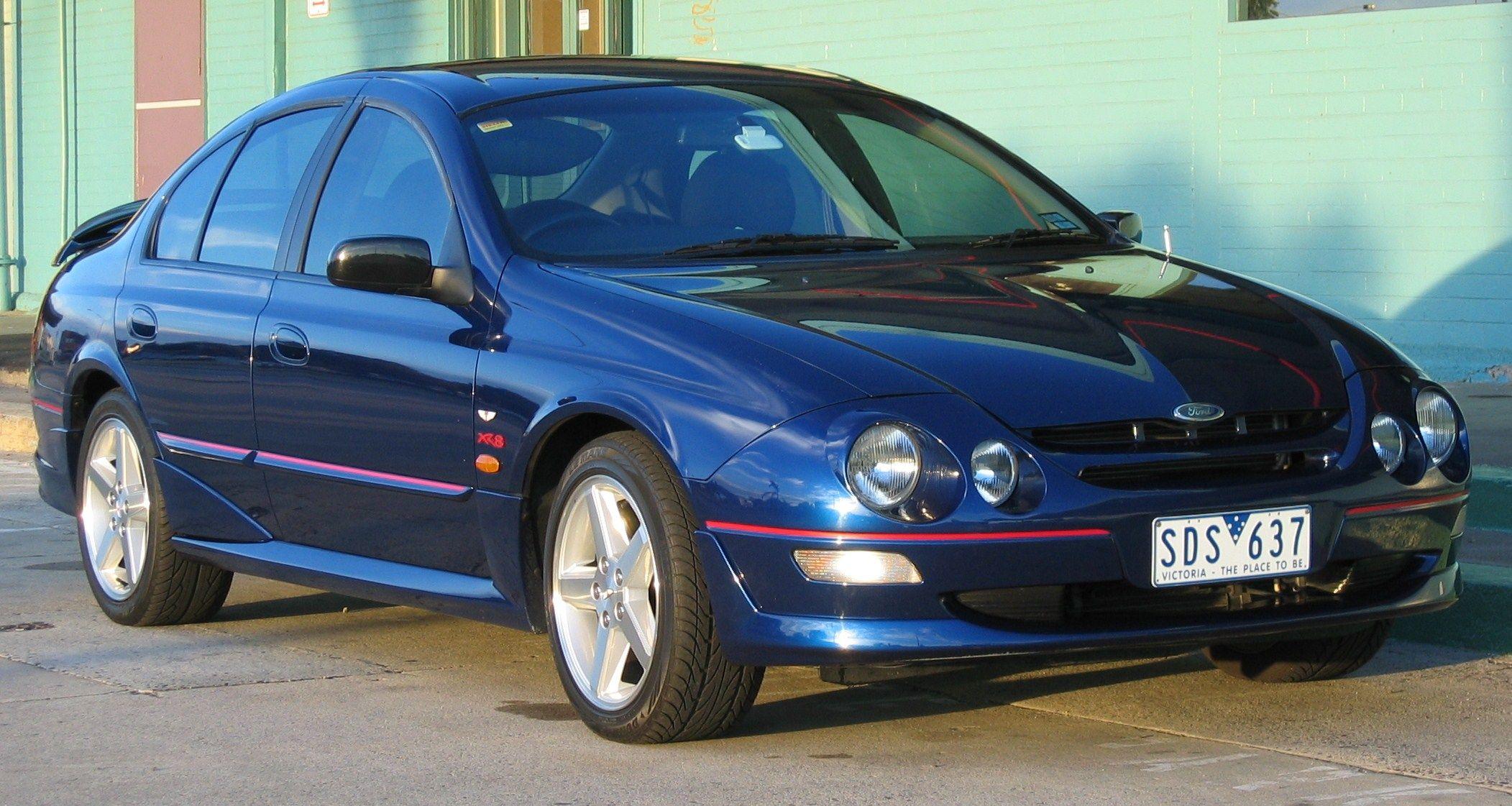 1999 AU Falcon XR8 Ford Falcon Australia Pinterest