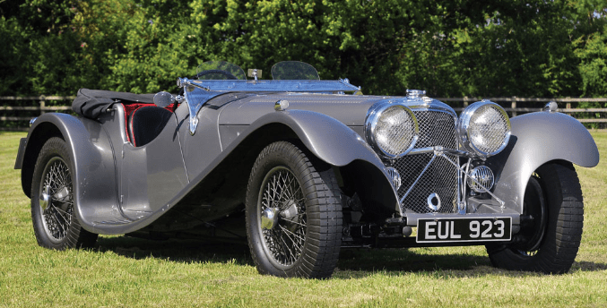 The London RMC Classic Car Auction 8th 9th Sept. News