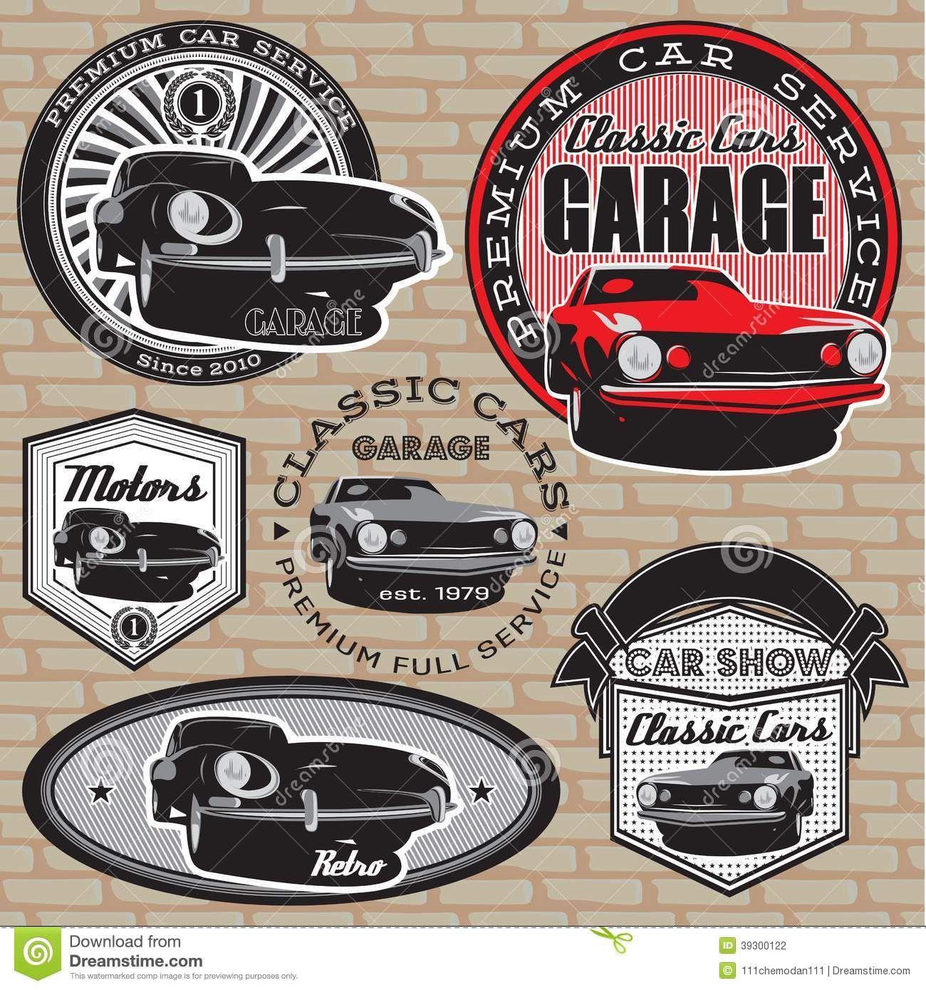 vintage retro car logo Google Search putfoot