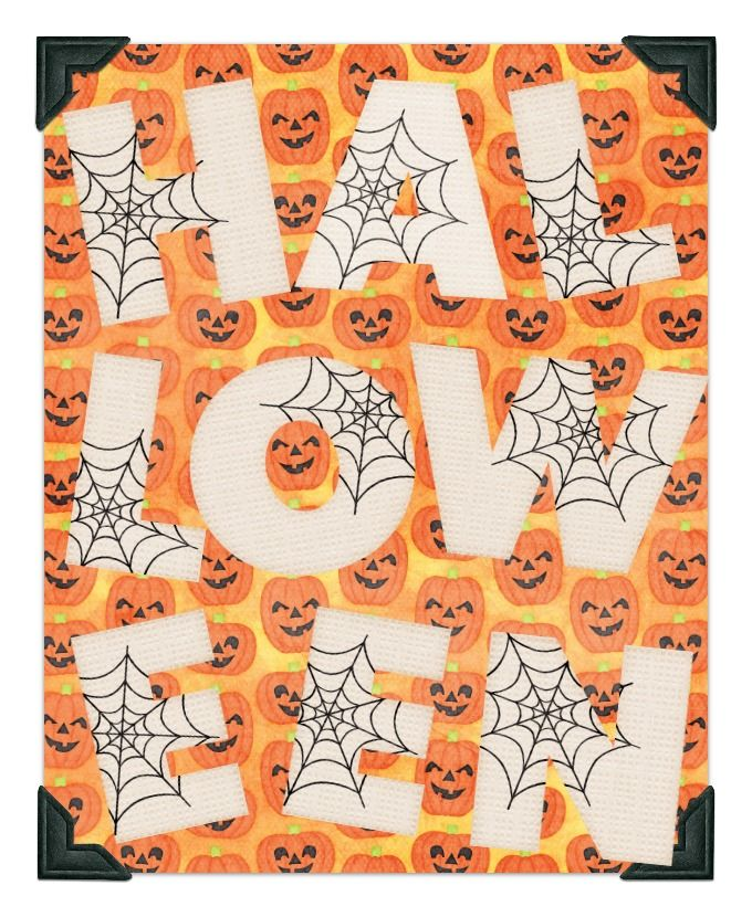 Free Halloween Printables Halloween Letters To print the