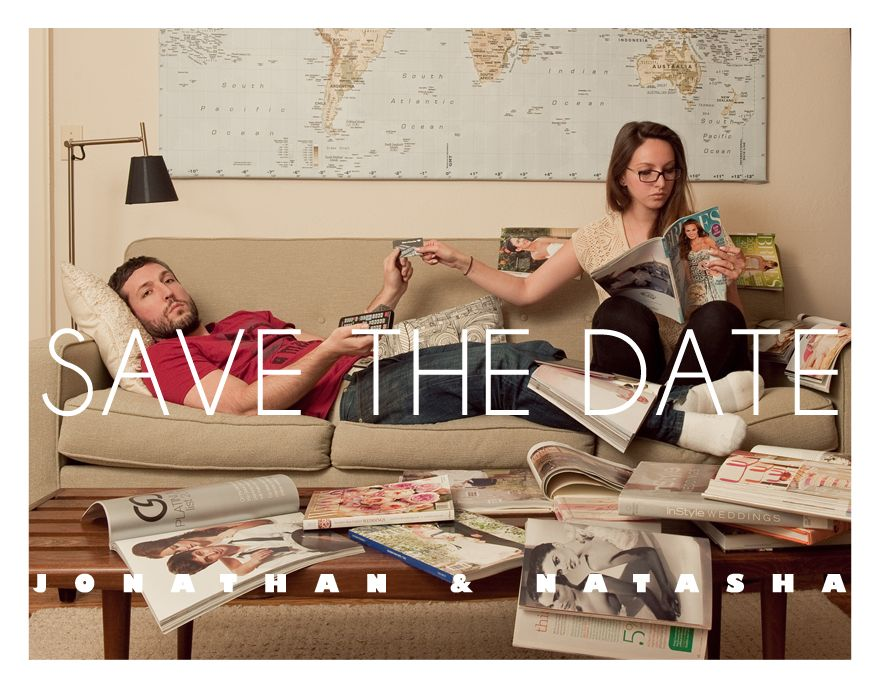 funny, cool, save the date ;) Wedding Pinterest