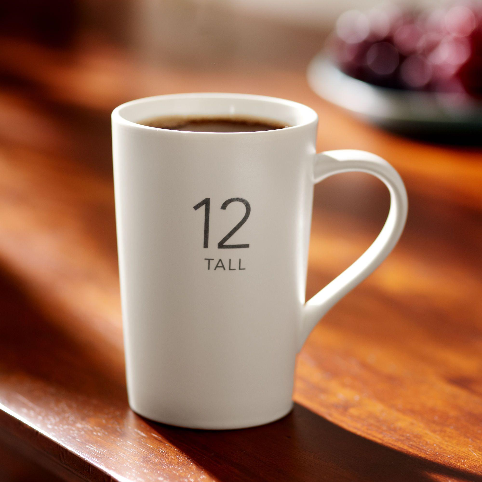 Starbucks® Modern Classic Mug, 12 fl oz A Tallsized