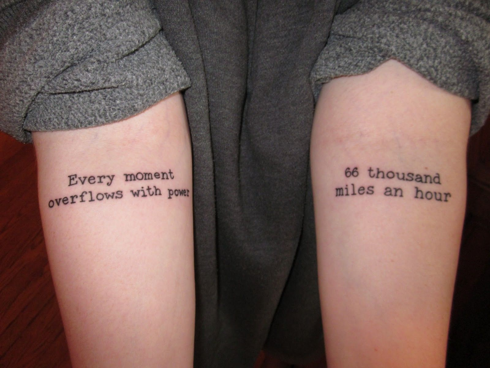 Meaningful Word Tattoos Quote Design Mother Children