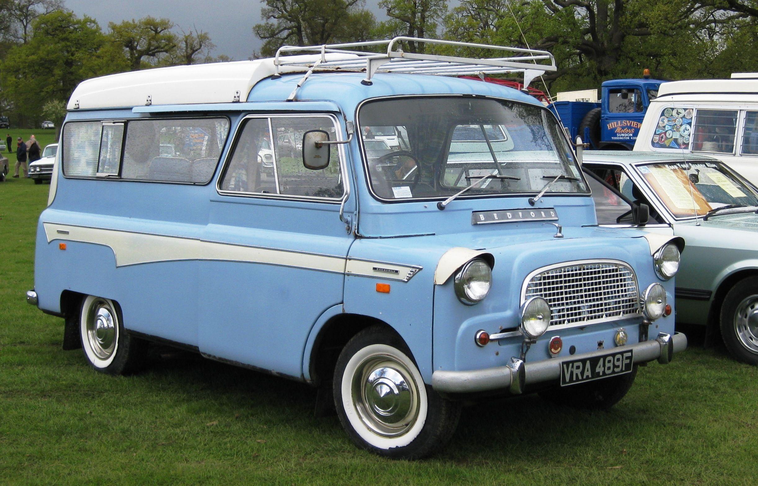 Bedford CA based Dormobile February 1968 JPG 2 443—1 565 pixels