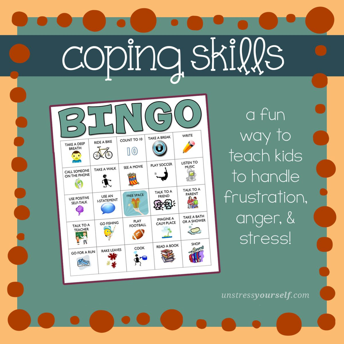 Discover The Top Seven Coping Skills Worksheets Designed