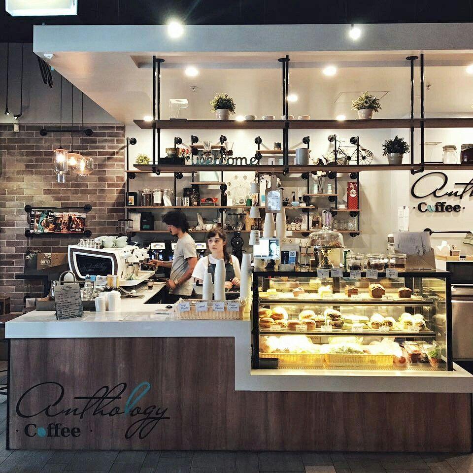 Coffee Anthology, Brisbane Coffee Shop Pinterest