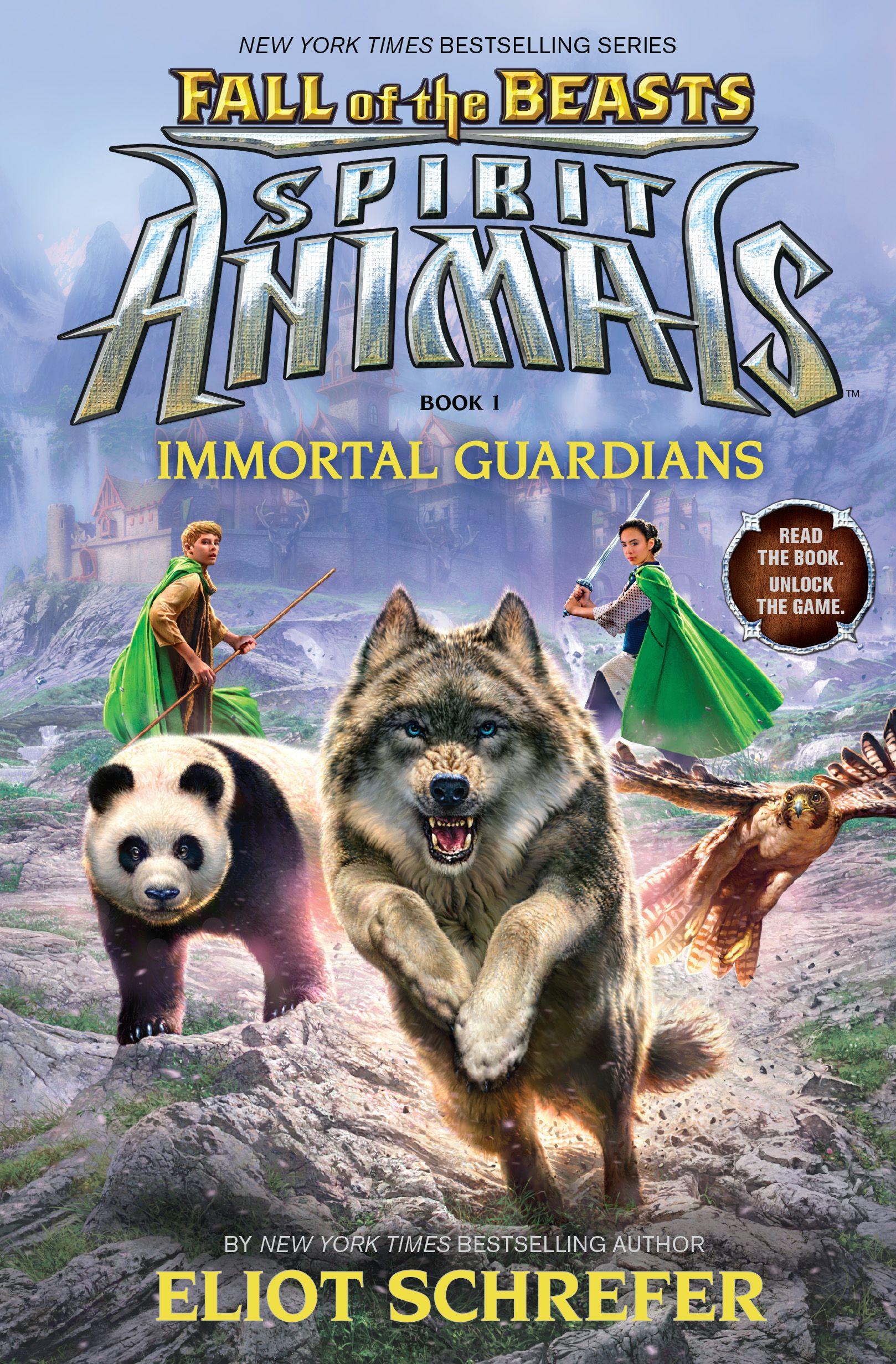 """Szykuje się kolejna, druga seria cyklu """"Spirit Animals"""