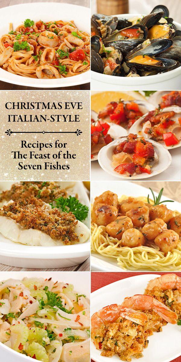 Holiday Menu An Italian Christmas Eve Christmas eve