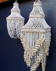 Decoration Shell Chandeliers