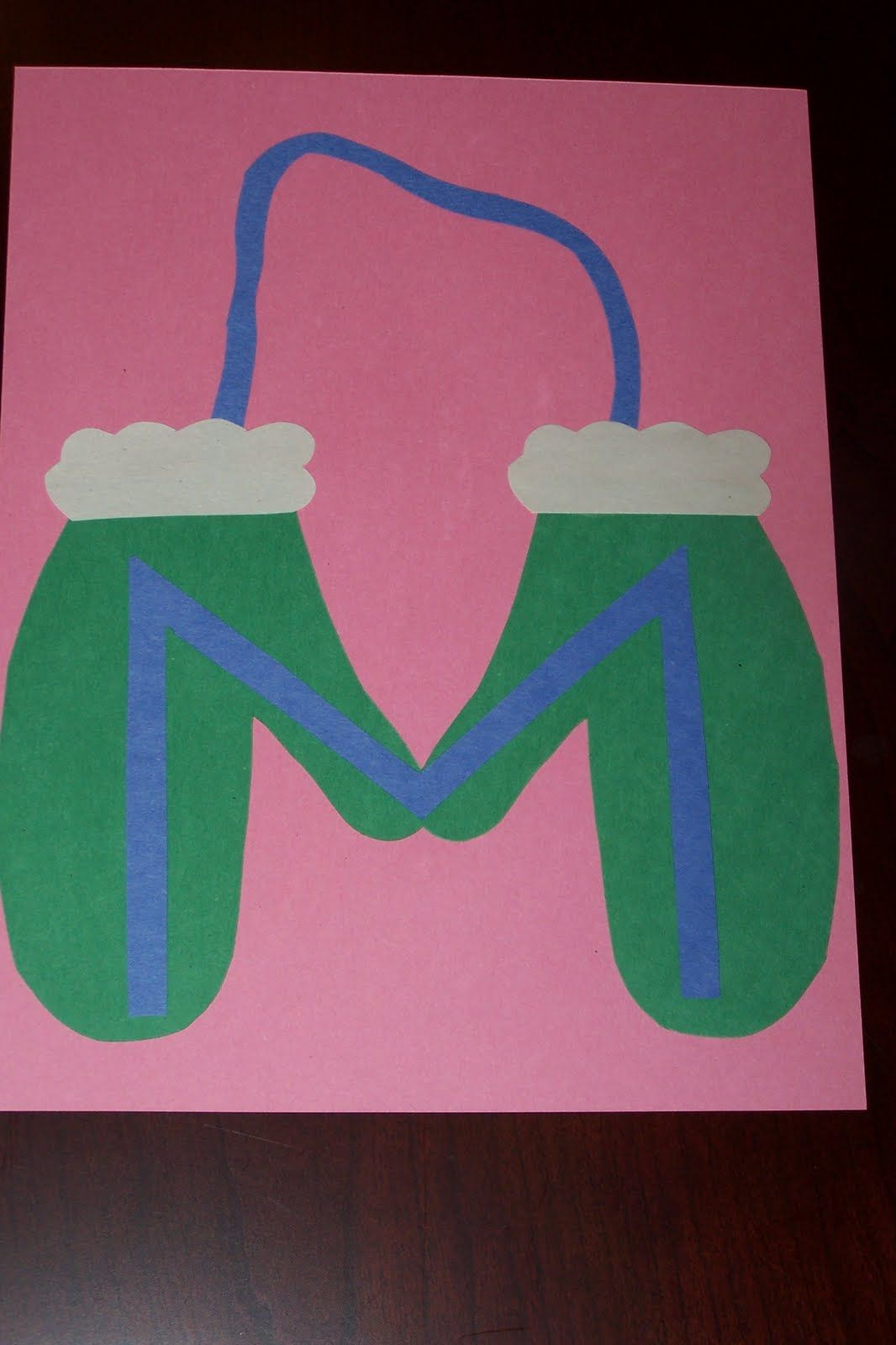 M Is For Mittens