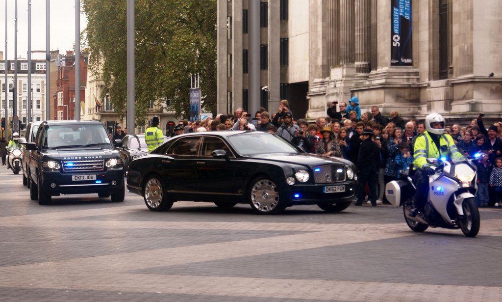 royal family motorcade Google zoeken Diplomatieke