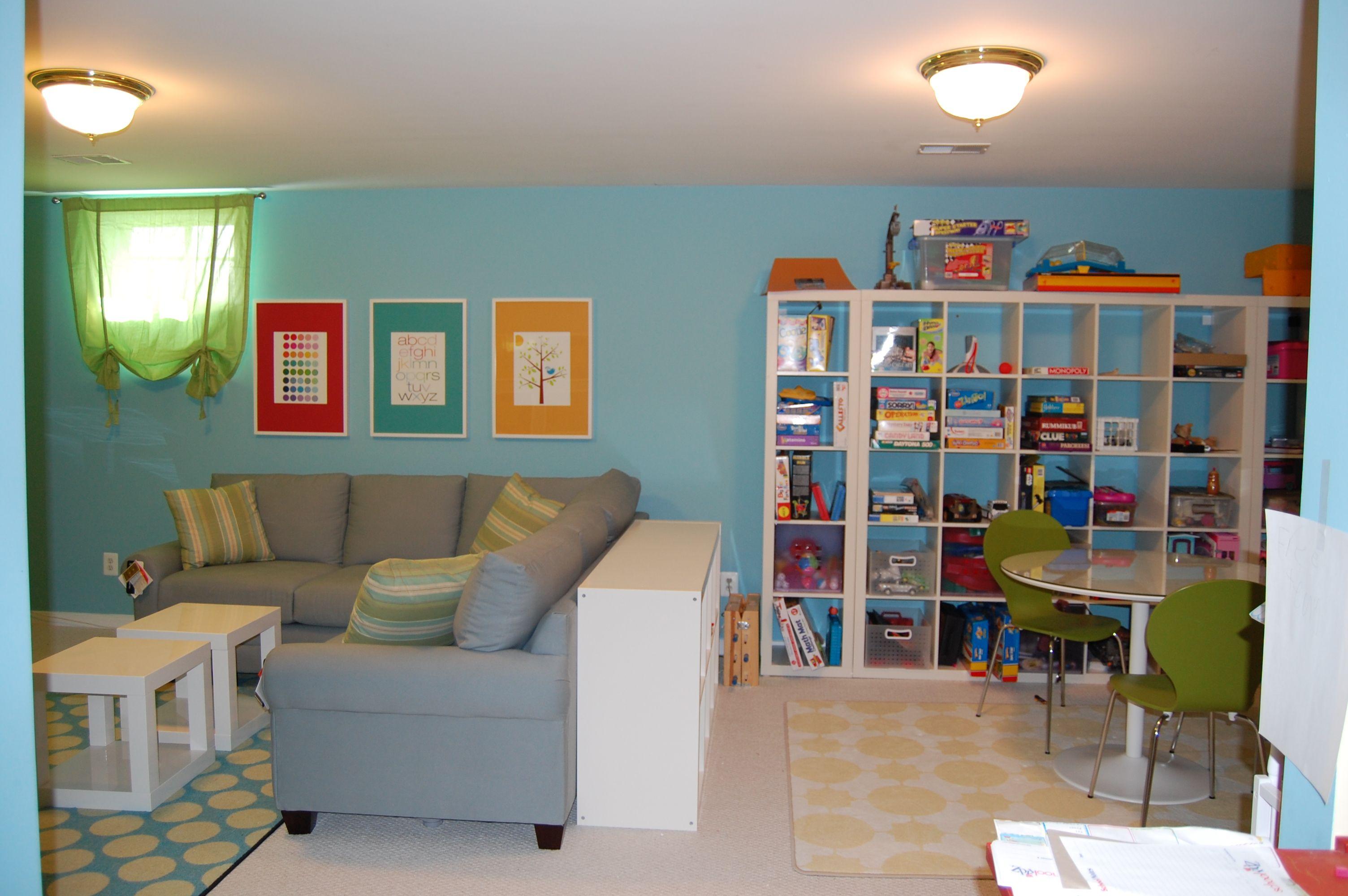 Fun and Functional Family Playroom Playrooms, Room and