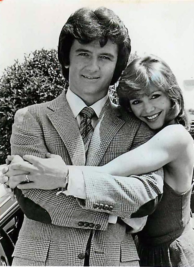 Bobby and Pam Ewing Dallas (the night time soap