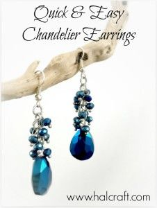 Diy Chandelier Earrings With Beadgallery Beads From Michaelss Madewithmichaels
