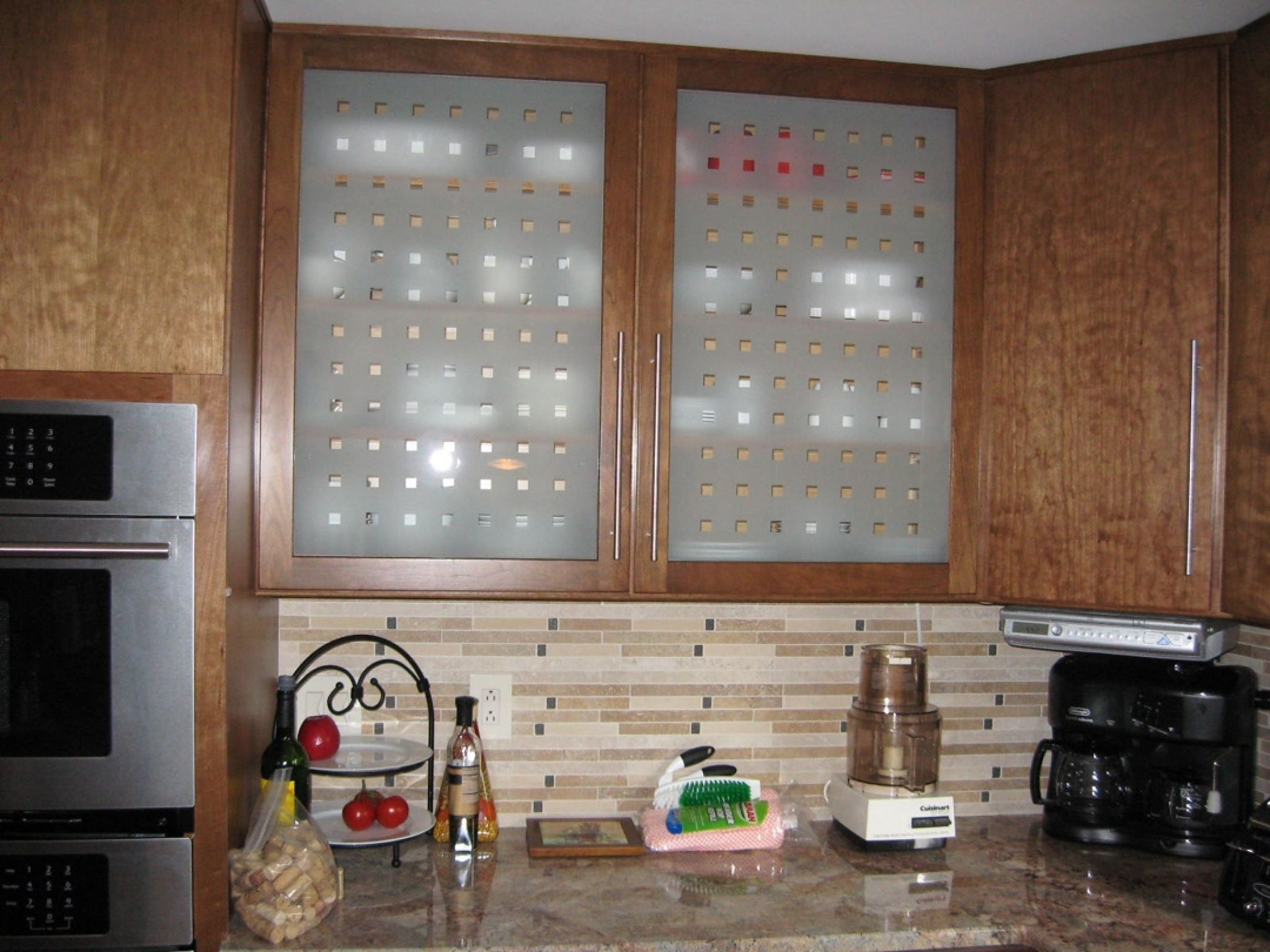 Best Kitchen Gallery: Etched Glass Kitchen Cabi Doors Kitchen Floor Vinyl Ideas of Etched Glass Kitchen Cabinet Doors on cal-ite.com