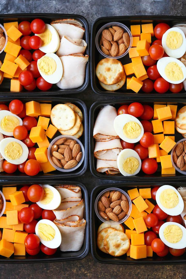 Deli Snack Box Recipe Snack box, High protein and Deli