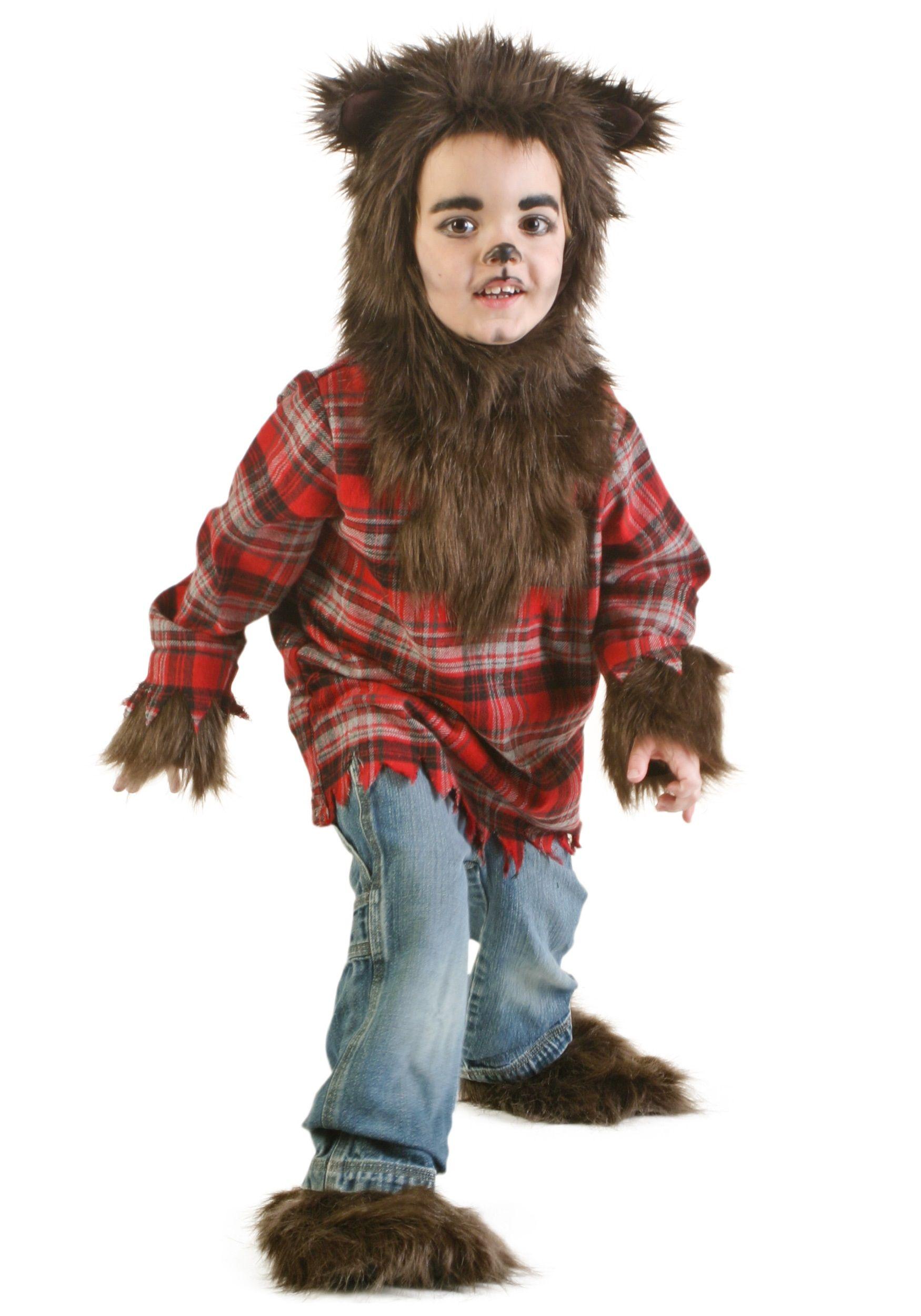 Toddler Werewolf Costume Halloween costume ideas