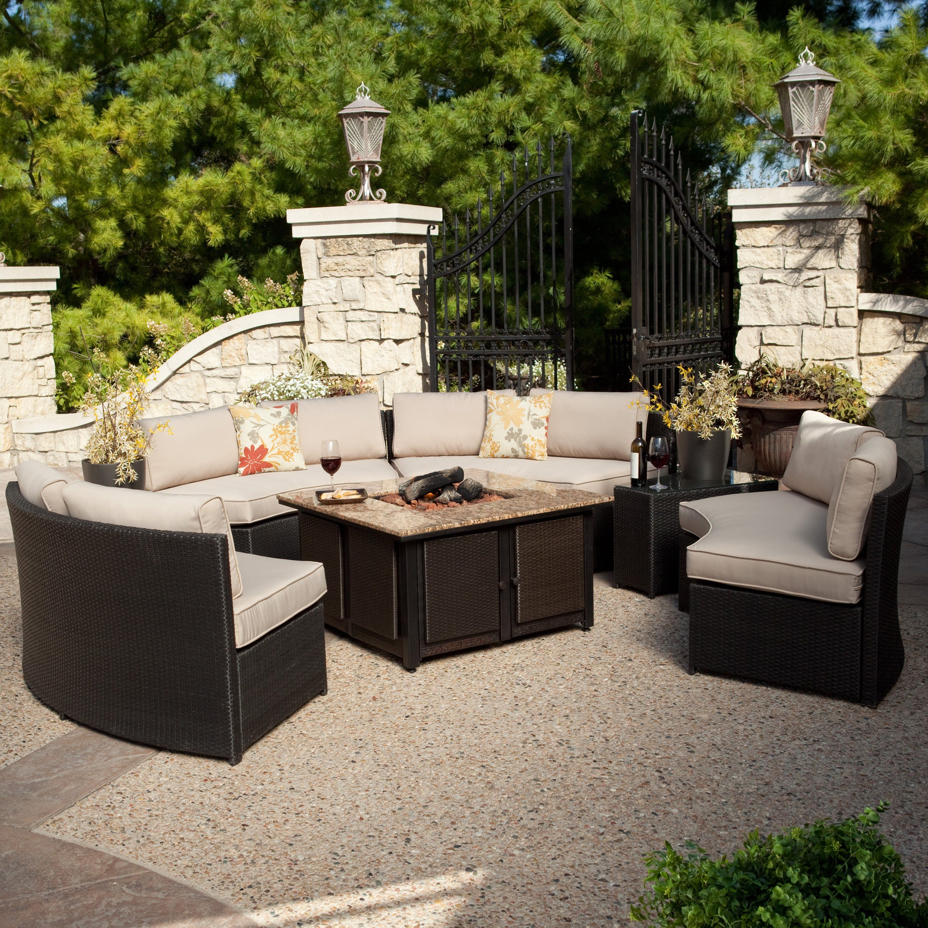 Have to have it. Belham Living Meridian All Weather Wicker