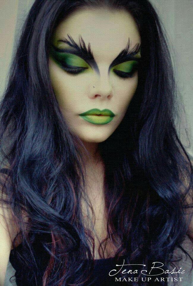 Best 10+ Witch makeup ideas on Pinterest Raven costume