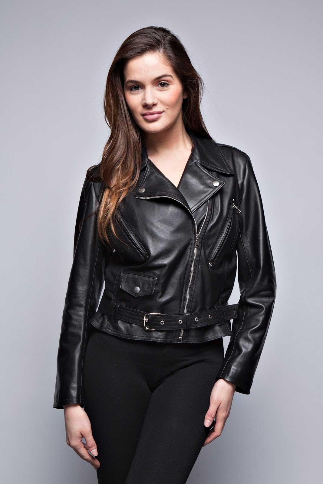 girls leather jackets Google Search Leather fashion
