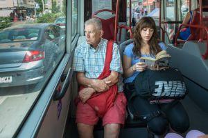 Transporte público o transporte en común