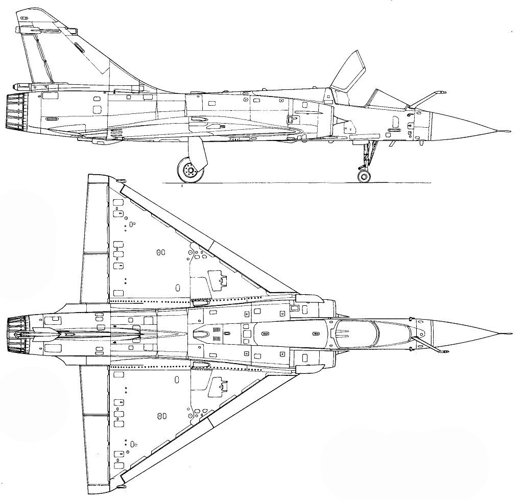 Mirage C Blueprint Image